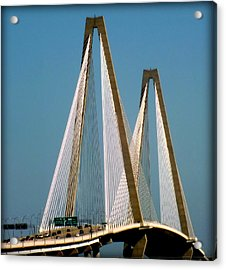 Harmony Of Charleston Acrylic Print by Karen Wiles