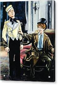 Harpo In The Cocoanuts Acrylic Print