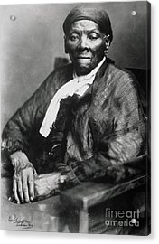 Harriet Tubman  Acrylic Print by American School