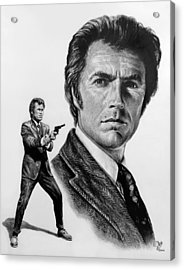 Harry Callahan Acrylic Print by Andrew Read
