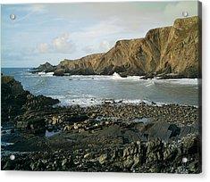 North Devon - Hartland Quay Acrylic Print