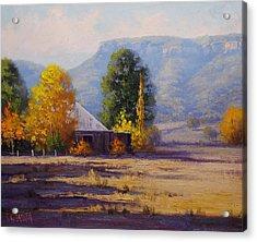 Hartley Autumn Acrylic Print