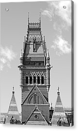 Memorial Hall At Harvard University Acrylic Print