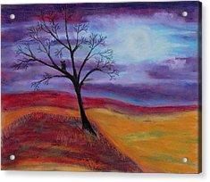 Harvest Moon 2 Acrylic Print