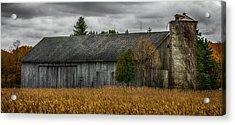 Harvest Season Acrylic Print by Paul Freidlund
