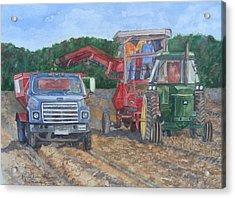 Harvester Acrylic Print