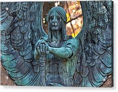 Haserot Angel Acrylic Print