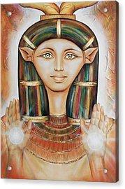 Hathor Rendition Acrylic Print