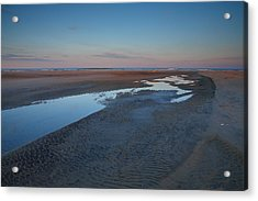 Hatteras Tidal Pools II Acrylic Print by Steven Ainsworth