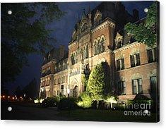 Haunted Mansion II Acrylic Print by John Telfer