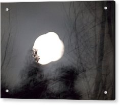 Haunted Night 2 Acrylic Print