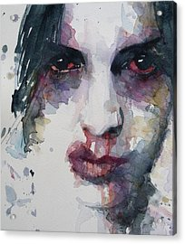 Haunted   Acrylic Print by Paul Lovering