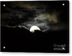 Haunting Horizon Acrylic Print by Al Powell Photography USA