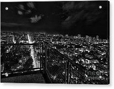 Havana At Night Acrylic Print