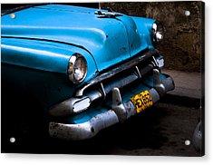 Havana Blues Acrylic Print by Dan  Grover