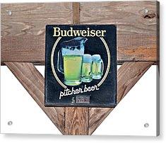 Have A Bud Acrylic Print by Susan Leggett