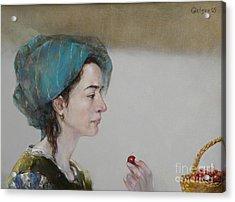 Have A Cherry Acrylic Print