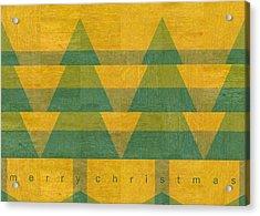 Have A Rustic Christmas Acrylic Print