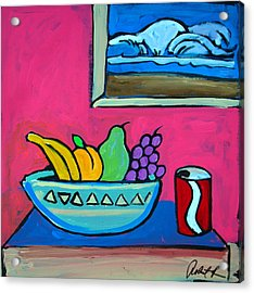 Have A Surf And Smile  Acrylic Print