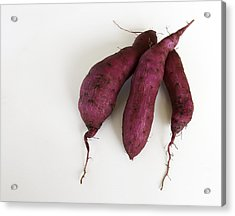 Hawaiian Purple Sweet Potatos Acrylic Print