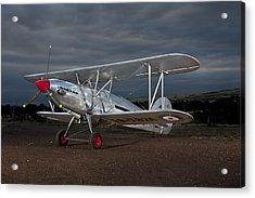 Hawker Fury Acrylic Print