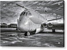 Hawker Siddeley Nimrod Acrylic Print