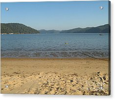 Acrylic Print featuring the photograph Hawksbury River From Dangar Island by Leanne Seymour