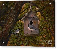 Hawthorne House Acrylic Print