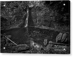 Hayden Swirls  Acrylic Print by James Dean