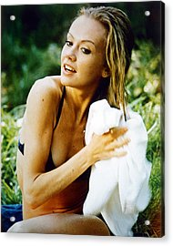 Hayley Mills In Twisted Nerve  Acrylic Print
