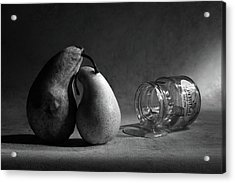 He Won't Come Home. Or pear Jam Acrylic Print