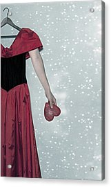 Headless Love Acrylic Print by Joana Kruse