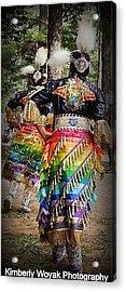 Healing Dress Acrylic Print