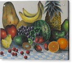Healthy Acrylic Print