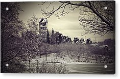 Hear The Carillon Bells Acrylic Print by Julie Palencia