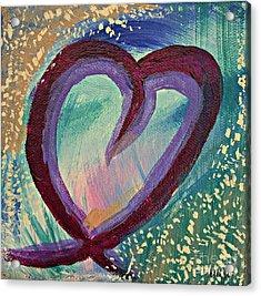 Heart 3 Acrylic Print