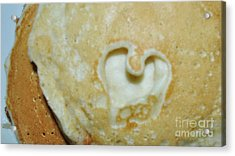 Heart Cakes Acrylic Print by Mindy Bench