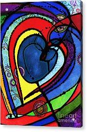 Heart II  Acrylic Print