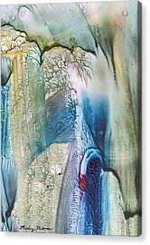 Heart Of The Matter Acrylic Print by Mickey Krause