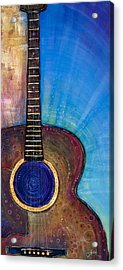 Heart Song Acrylic Print by Tanielle Childers