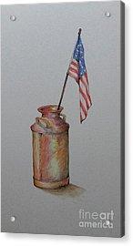 Heartland America Acrylic Print by Catherine Howley