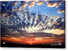 Heartland Sunrise Acrylic Print