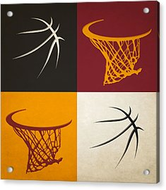 Heat Ball And Hoop Acrylic Print