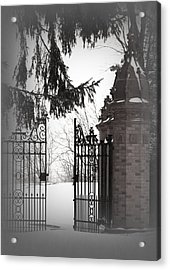 Acrylic Print featuring the photograph Heaven Awaits by The Art Of Marilyn Ridoutt-Greene