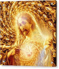 Heaven Is Within Acrylic Print