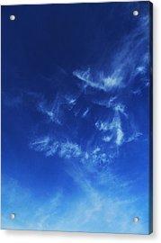 Heaven Acrylic Print by Olivia Narius
