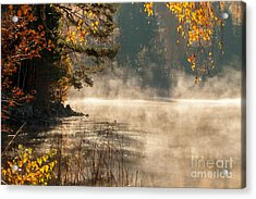 Acrylic Print featuring the photograph Heavenly Atmosphere by Rose-Maries Pictures