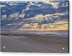 Heavenly Acrylic Print by Brian Wright