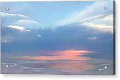 Heavenly Morning Acrylic Print