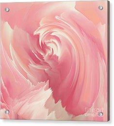 Heavenly Acrylic Print by Patricia Kay